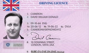 buy driving license online