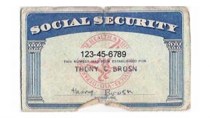 Fake SSN Cards online